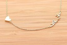 Jewelry / by Jessica