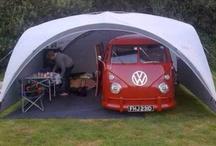 Camper n Camping fantasy vw van / by Michal Bennett