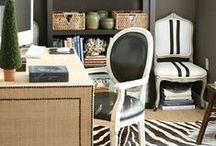 Office / Study / by Sandra Jawaro
