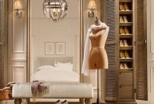 Closet / Dressing / by Sandra Jawaro