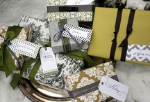 Gift Wrapping / by Christa {BrownSugarToast}