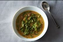 Soups + stews / by Saya Weissman
