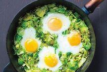 Breakfast/brunch / by Saya Weissman