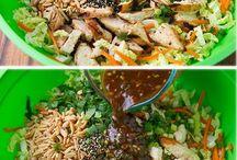 Add to salad