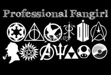 Geeky Fandom Crap / by Elizabeth Bowyer