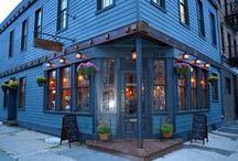 Queens: restaurants + bars / by Saya Weissman