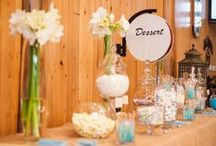 PCF Weddings - Candy Bar