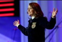 86th National FFA Convention & Expo / FFA members from across the country gather to celebrate achievements, expand their horizons, serve the community and bring back skills to enrich their lives and communities.