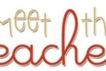New school year / Kindergarten ideas for the beginning of a new school year. September- December