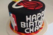 Boys Birthdays / by A Sweet Design Cakes & Cupcakes, Inc