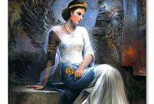 Women of Persia / by Sahar Saedi Tehran