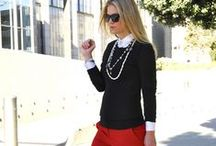 My Style / Inspiration for clothes and styling that I love