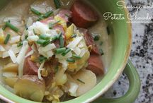 Slow Cooker Recipes - Tried / by Lindsay Willis