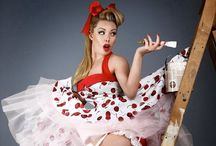 Pin Up / by Diane Lucero