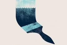 illustrations / by Rita Orlandi
