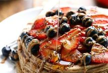 Breakfast! / Rich and delicious breakfast treats