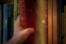 Books, Books, Books / by Melissa Darsey