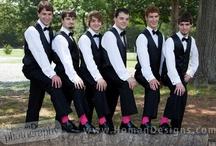 Weddings - Groomsman attire, tuxes