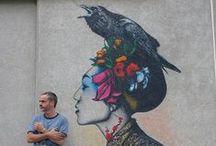 C o o l \\ create / Graffiti, artwork, yarn bombing, Inspiration & creative ideas that will make your fingers buzz
