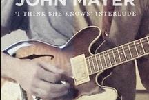J o h n / John Clayton Mayer < 3