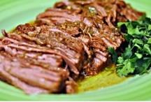 Crock Pot Meals / by Becky Pearson
