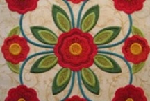 Quilting And Applique / by Florence Sceviour