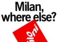 Milan - My hometown / The place where I was born and where I grew up.