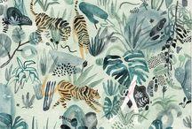 Illustration- Animals / by Jordan Shone