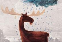 Illustration- Children's books / by Jordan Shone