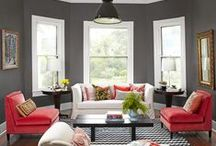 Color Trends 2013 / Color Trends 2013 by Sherman Williams, Behr, and Benjamin Moore.