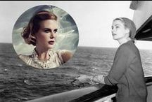 Princess Grace Kelly  / Quasar Expedition's M/Y Grace yacht was named after the screen legend and later Princess of Monaco, Grace Kelly.