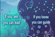 Leiderschap en Teamwork / Leiderschap en teamwork, zakelijk samenwerken