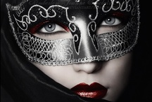 Schmink, Party and Masks / by Minerva Counseling en Mediation