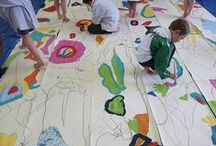 MAKE - Art for Kids / Art projects for kiddos - most free or low cost. Help inspire creativity at a young age!