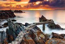 Irish land...