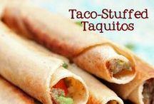 Food: Mexican Cuisine  / by Georgia Peach