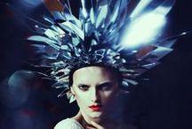 Head Dresses and Garments / by Jordan Shone