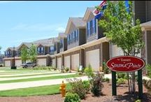 Grayhawk Town/Twinhomes / New Construction Energy Star Certified Townhomes and Twinhomes in Columbus Ga