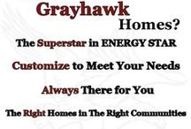 About Grayhawk Homes / Energy Star Certified Builder in Alabama, Georgia and Iowa