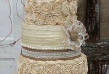 A Cinderella Wedding Cake