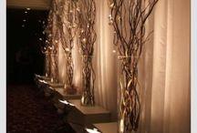 A Cinderella Wedding decor