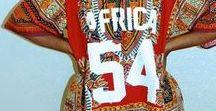· Africa ·
