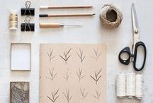 Crafty Bits / Bits of crafty inspiration / by lauren fowler