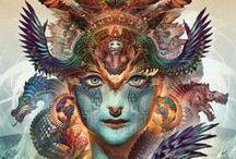Spiritual Artist / art / by Sabrina Reber