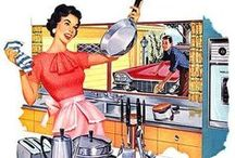 If you wanted to grow up to be a Housewife / by Denise Fouts