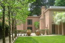 """Michael's Home Sweet Home / Pictures of Michael Graves Home in Princeton NJ named the """"Warehouse"""""""