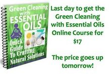 Learn: Green Cleaning / http://aromaticwisdominstitute.com/our-classes/green-cleaning-essential-oils  / by Liz Fulcher