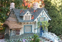 "Play: Fairy Gardens / These are fairy gardens made by others.  If you want to see mine, go to the board called ""Play: My Fairy Garden"". / by Liz Fulcher"