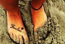 tattoos/piercings / by Jackie Katee