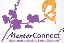 MentorConnect Eating Disorder Pro-Recovery Movement / MentorCONNECT is a community where those in recovery from eating disorders can connect with mentors and peers for support.   If you would like to pin to our board just let me know and I'll send you an invitation!